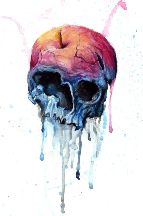 danceabletragedy:  Forbidden Fruit by Uken