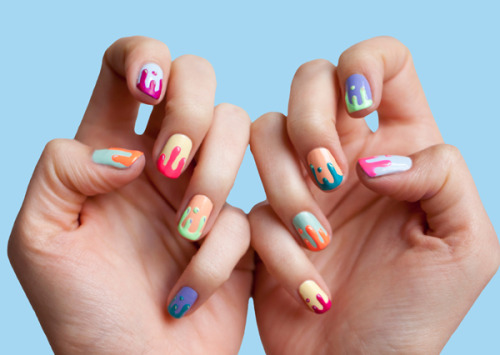 artpixie:  (via Interview · Chelsea Bagan of Trophy Wife Nail Art)