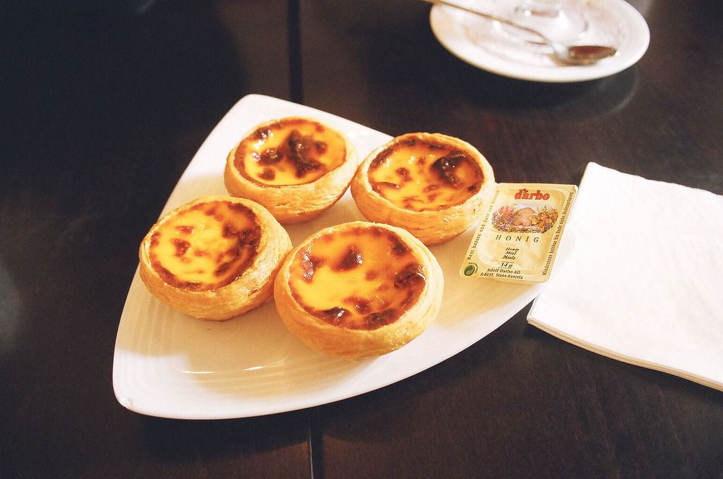 Egg Tarts (by strenck)