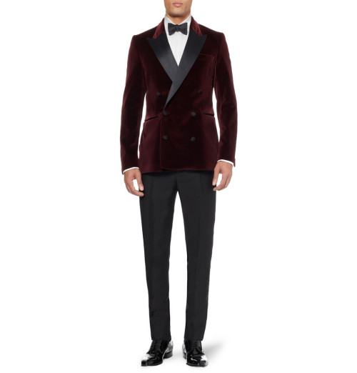 acuratedman:  Acne  Grant Slim-Fit Velvet Tuxedo Jacket   $750