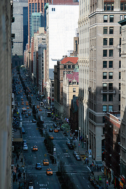 urbanthesia:  Park Avenue by Askar Khamdamov on Flickr.