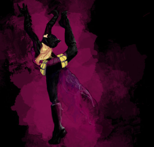 renkris:  Batdance by ~pinklemonaddict