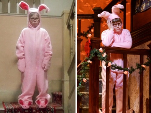 Ralphie to the rescue! How A Christmas Story went from a jolly holiday film classic to a big Broadway musical