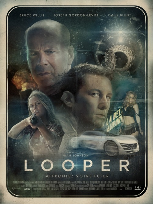 Looper (2012) - Rian Johnson