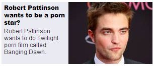 "anonymous-deactivated:  i love how Robert Pattison just says crazy shit in interviews on a regular basis for fun and it gets reported as ""news"""