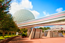 Fast Future  photographer: Tom Bricker location: Spaceship Earth