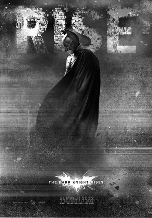 totalfilm:   Three unused posters for The Dark Knight Rises The Dark Knight Rises came out at the cinema months ago (it's almost out on Blu-ray/DVD), so it was an unexpected but pleasant surprise to see three new posters emerge…