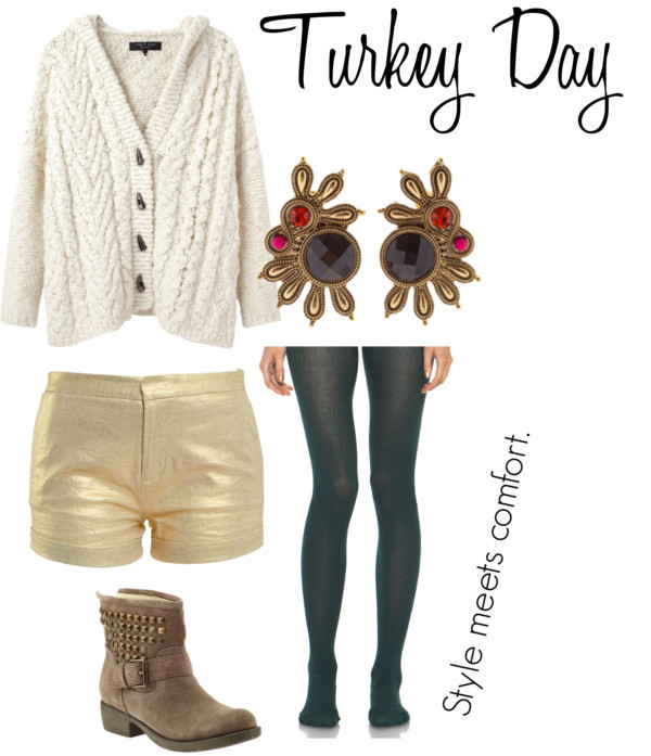 Turkey Day style and comfort made easy! Get the Vintage Cabochon Drops at Gentry now!