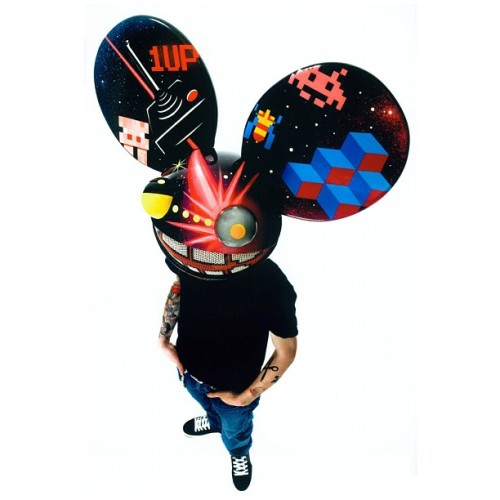 #Deadmau5 made our list of the 25 DJs That Rule The Earth. Check out the full list of headliners and underground kings at RollingStone.com. Photo: Albert Watson (via Instagram)