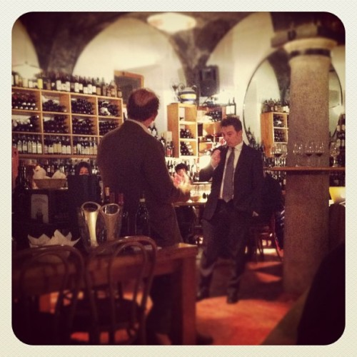 #wineemotions w/ @frescobaldivini (at N'Ombra de Vin)