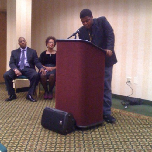 Yesterday reading my poem for my parents renewing of their vows…