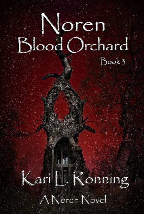 "Cover art for Noren's third book ""Noren - Blood Orchard"" Currently being written for NaNoWriMo http://norenrealm.wordpress.com/2012/11/01/noren-nanowrimo-writing-madness-of-30-days/  http://www.norenrealm.com/"