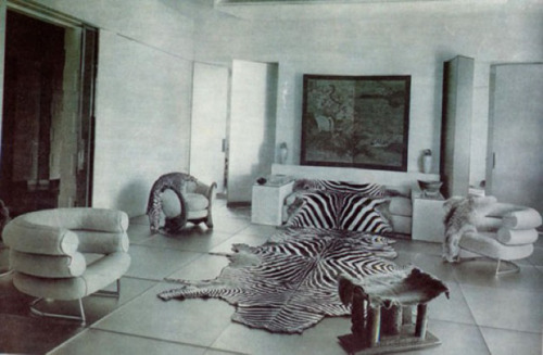 rosshaylor:  G is for Eileen Gray - Designer and Architect