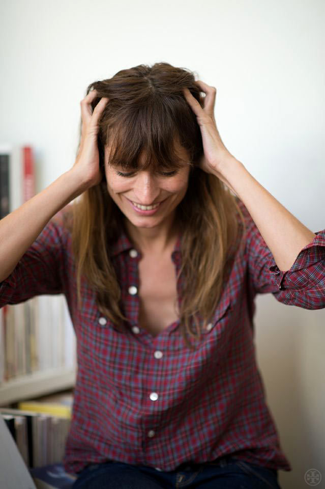 C is for Caroline de Maigret The French model-turned-record producer best described by the three C's — cool, confident and chic. Photo by Adam Katz Sinding