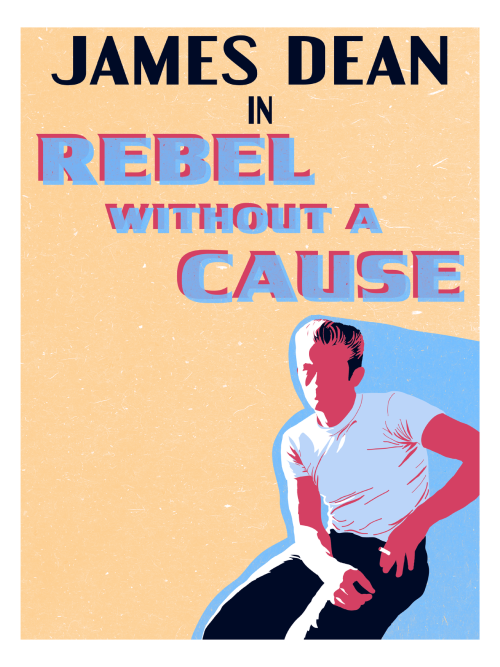 Rebel Without a Cause by George Cudby