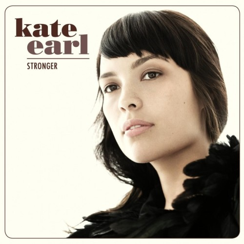 "ITEM OF THE DAY: ITEM OF THE DAY: NEW ALBUM ""STRONGER"" BY KATE EARLby Chrissa Hardy http://bit.ly/Q5PhBe"