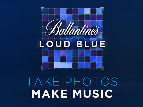 "Take Photos, Make Music, Leave An Impression. Loud Blue is a website and social media project, that adds musical soundtracks to people's Instragram shots. Take an Instagram photo, tag it #LoudBlue, share it on Twitter, and receive a link back from @loudblue to a unique piece of music that represents the image. The system uses an algorithm, created in partnership with Brazilian DJs Felguk to analyse data from photographs to trigger different musical genres and sounds. Darker images are more intense, a face will add a vocal track, a group of faces a chorus.  As well as creating the music, Felguk will also produce a song sampling users' Loud Blue photo-track creations, inspired by the photographic theme ""My Brazil"". Cat photos have never been so interesting."