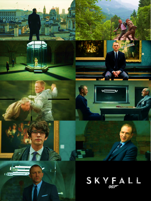 Skyfall in Colour - Green(3/3)