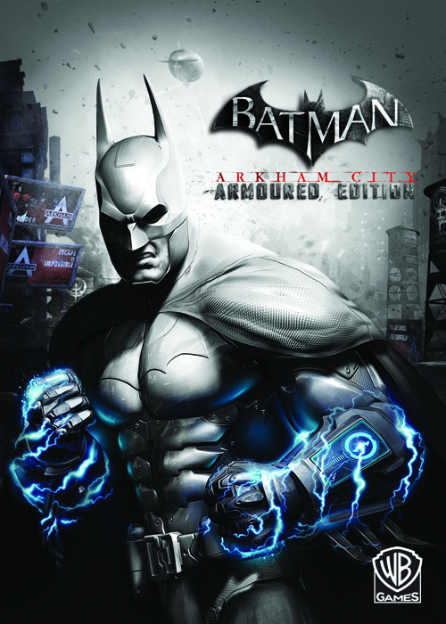 gamefreaksnz:  Batman Arkham City Armored Edition launch trailer  Nintendo fans now have a chance to become the Dark Knight and take on the worst of Gotham's villains.