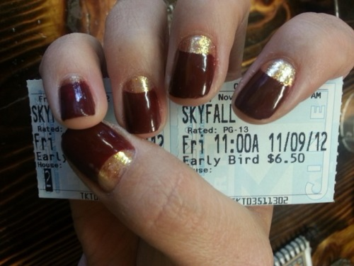 Nails Of The Day: NAILS OF THE DAYby From Our Readers  http://bit.ly/URbd60