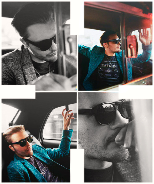 Michael Pitt for Velour magazine  There can just never actually be enough of this photoshoot.