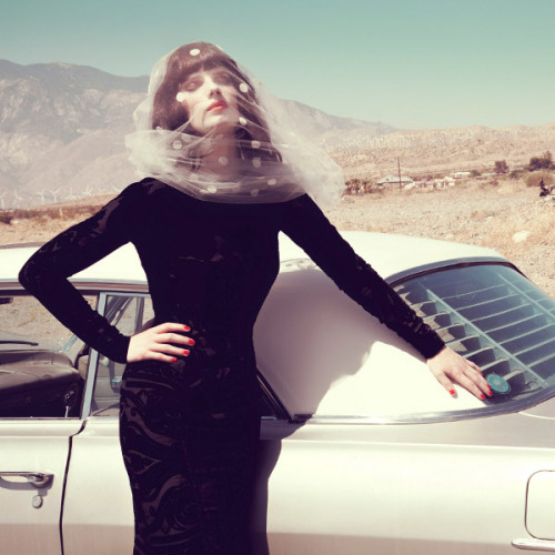 Querelle Jansen by Sofia Sanchez & Mauro Mongiello (Lonesome Girl - Numéro #138 November 2012)