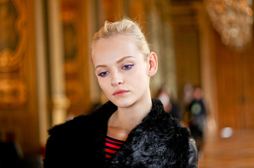 the-waifs:  Ginta Lapina