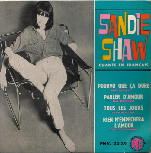 sandie shaw - canta in francese by sonobugiardo on Flickr.