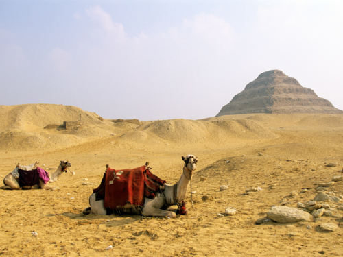 Tourist Attraction Alternatives | The Saqqara Pyramids, Egypt