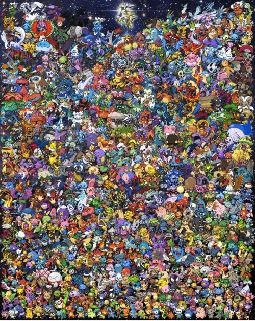Catch ALL the Pokemons!