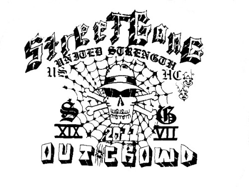 Shirt of the Day - Out Crowd Design by Street Gang