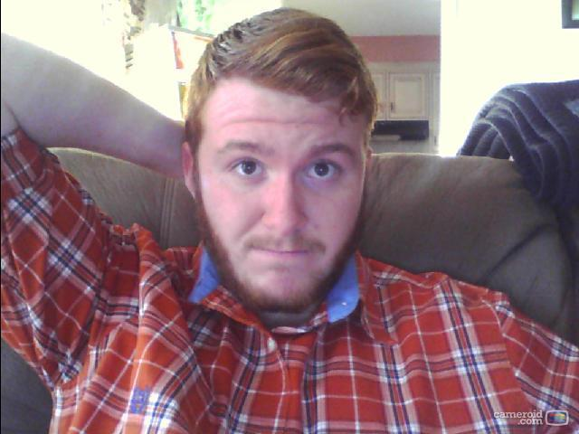 Going full lumberjack today, wish I could show you my matching orange converse chuck taylor all-stars!