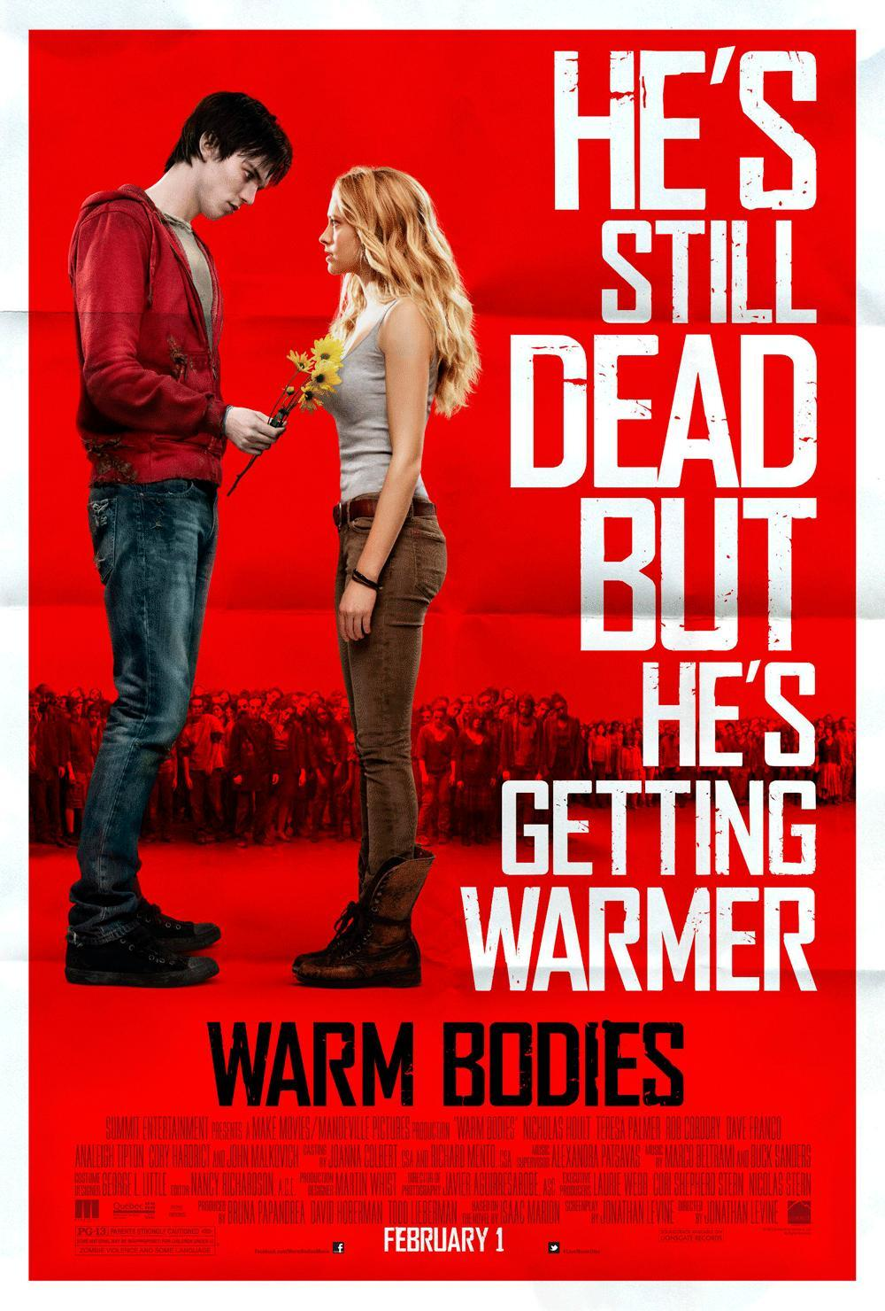 fuckyeahmovieposters:  Warm BodiesSubmitted by Kitsune