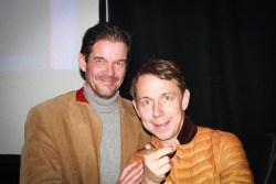 Gilles Peterson and Moritz Von Oswald