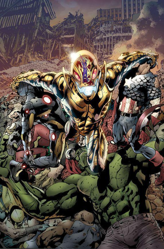 Marvel has officially announced Age of Ultron