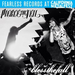 wearefearlessrecords:  Pssst California - we're giving away VIP passes, cut the line passes to meet Pierce The Veil & blessthefall, and more! Enter here: http://cametalfest.fearlessrecords.com