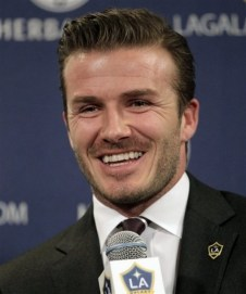 David Beckham closing his playing days in MLS Nobody can be too shocked about tonight's ginormous news out of Los Angeles that David Beckham has one game remaining in his illustrious domestic professional soccer career. The Galaxy announced on its website late Monday evening that Beckham, 37, will play his last match for the club on Dec. 1. That night, at the team's Home Depot Center, the former England captain and his Galaxy teammates will try to defend their MLS Cup title. Read the complete story.