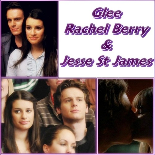 My Top 100+ TV Ships 172. Jesse St James & Rachel Berry, Glee