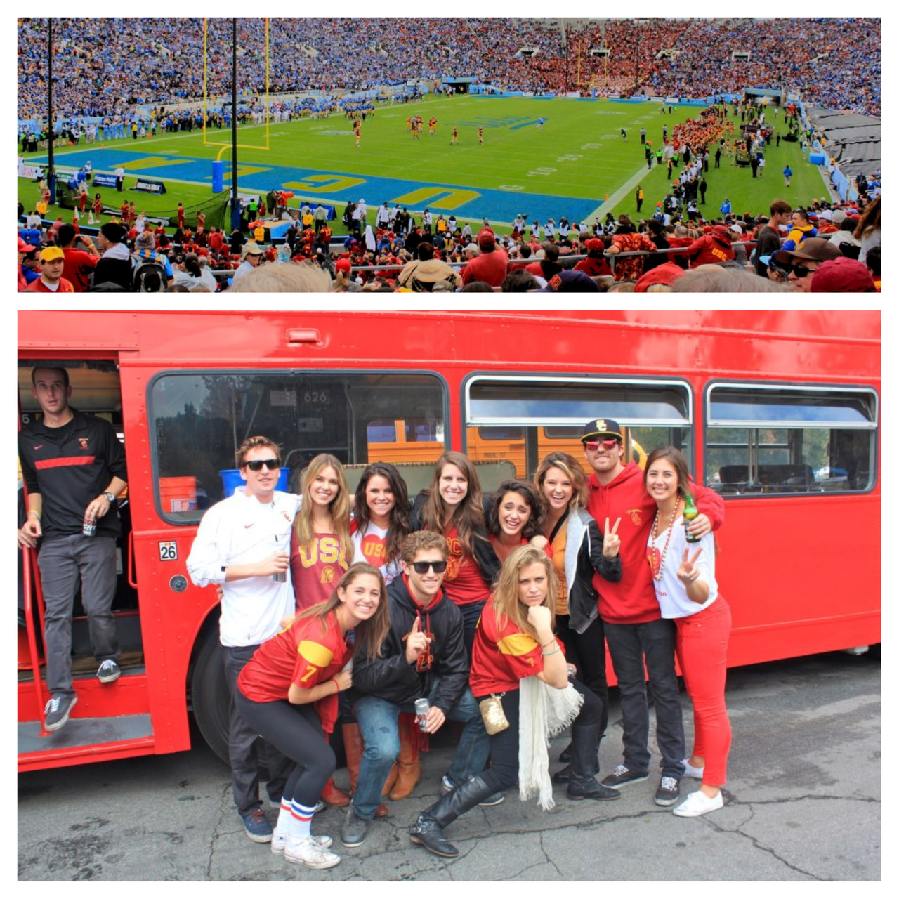 Had a great time at the Rosebowl this weekend!