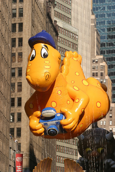 The 9 Lamest Thanksgiving Day Parade Balloons