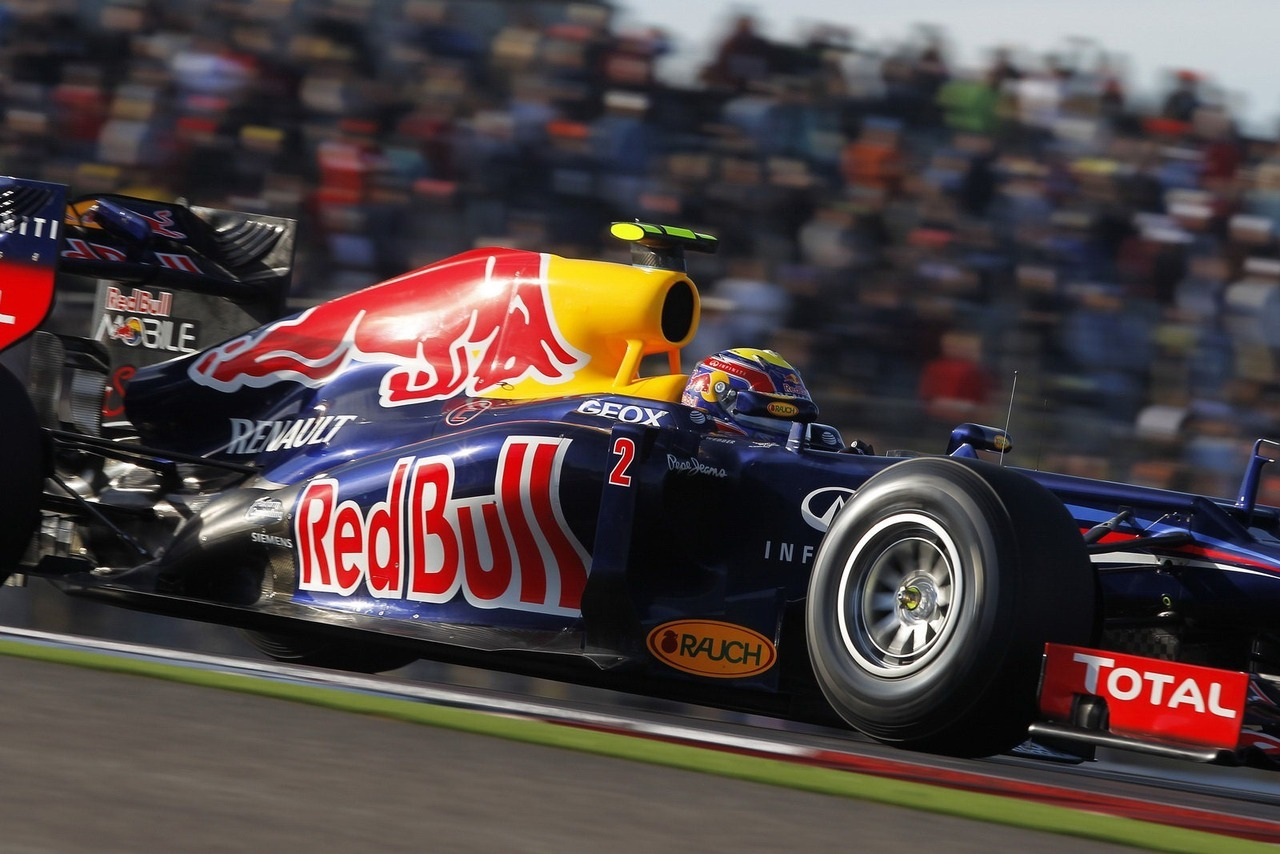 gabeturbo: Mark Webber - Red Bull Racing / Renault (vía Carscoop)