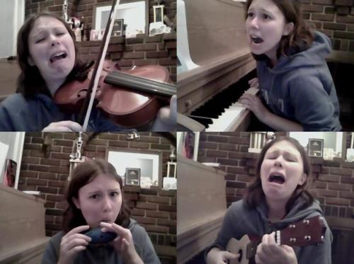 beautifulnocturne:  OMG I CAN'T PLAY INSTRUMENTS I HAVE NO TALENT UGH IM OUT