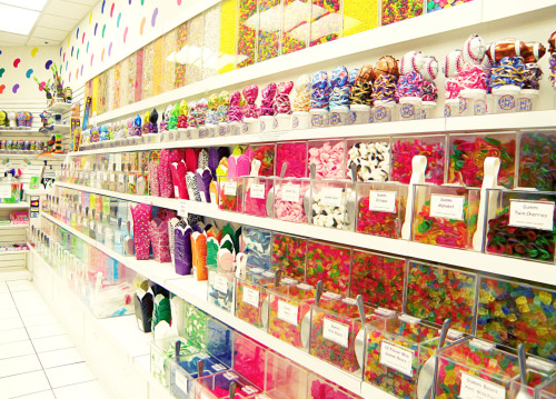 """Candy Candy"" In the candy store at the Cool Springs mall.  My favorite place."