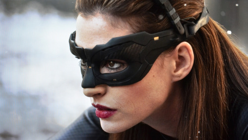 gasstation:  Anne Hathaway in The Dark Knight Rises