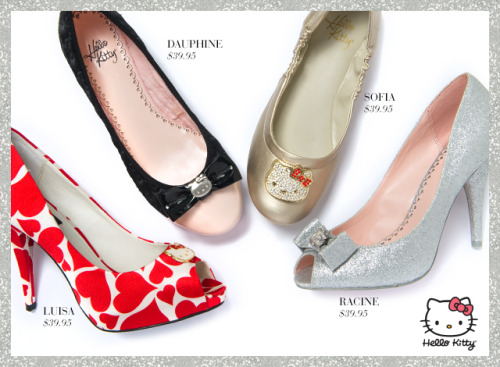Hello Kitty Heels & Flats on JustFab.com