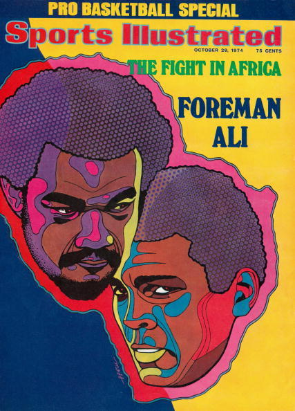 The Fight In Africa: Foreman vs. Ali (1974)