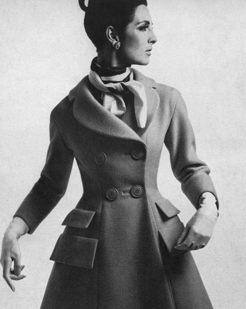 Mirelli Pettini. Vogue, March 1965.