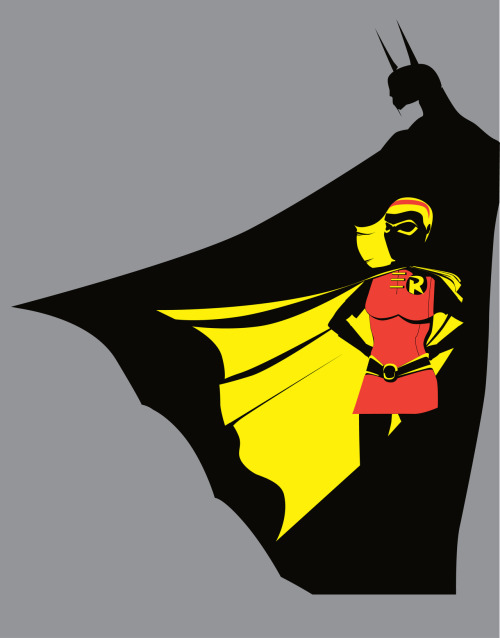 at9design:  Batman and Robin