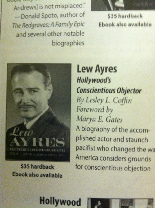 hey, guess who showed up in the newest copy of film comment…