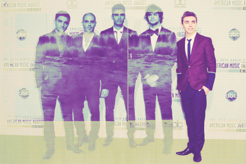 I love all of the boys, but I love Nathan just a tad bit more…